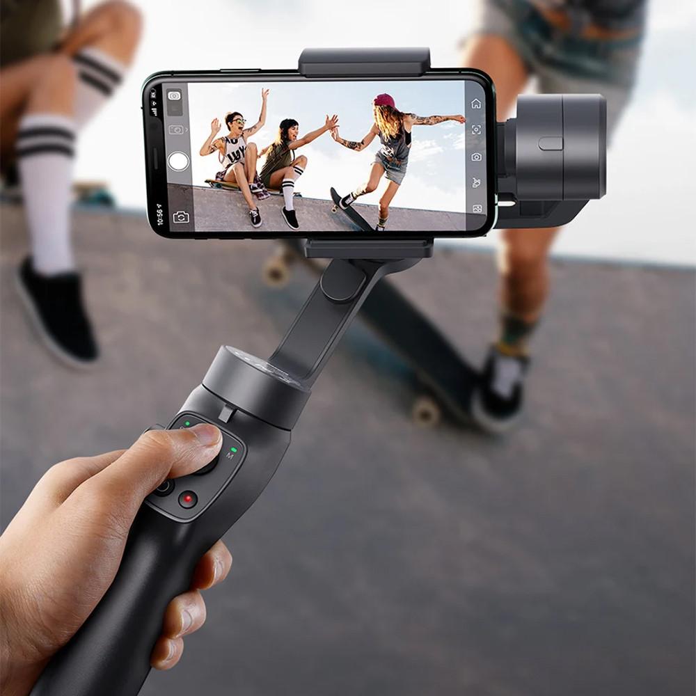 Estabilizador de Imagem para SmartPhone - Baseus