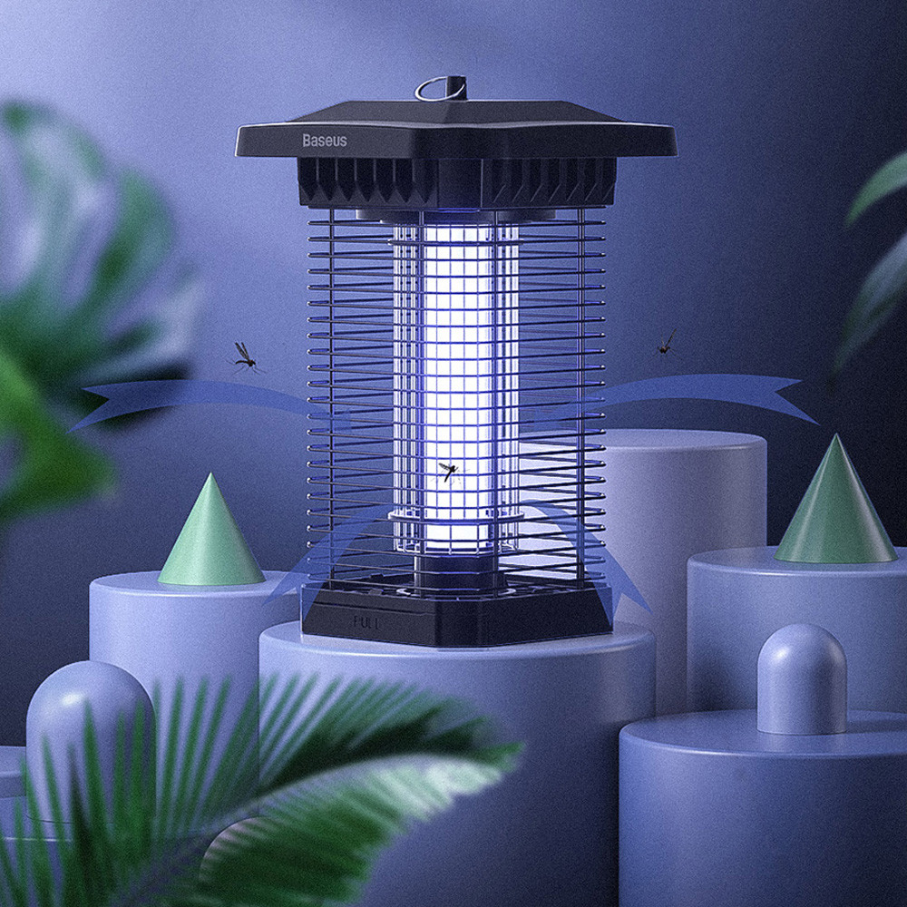 Luminária Repelente de Mosquito - Mosquito Killer Baseus