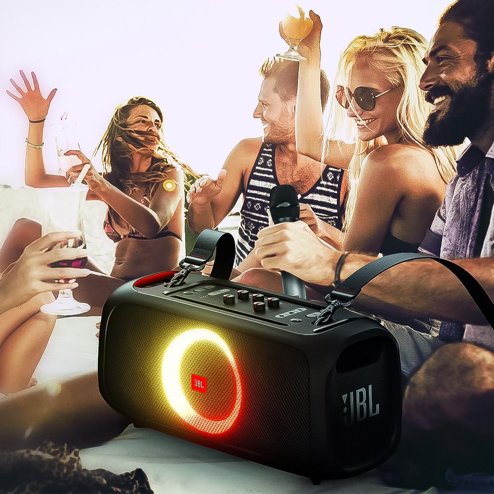 Caixa de som - JBL PARTYBOX ON-THE-GO