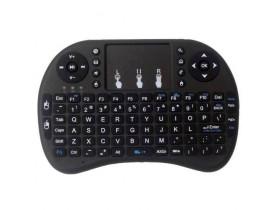Mini Teclado Wireless Smart Tv Box Media Player Pc Videogame