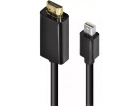 Cabo Mini Displayport x HDMI 1,8m - MD9