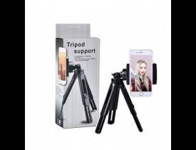 Tripod Com Suporte Para Smartphone JB-K518