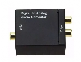 Conversor Audio Digital