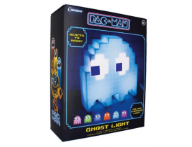 Luminária Pac-Man Ghost Light 3D - PP4336PM