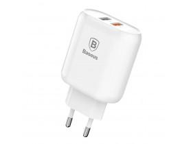 Fonte Bonjure Dual USB 23W - Baseus