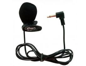 Mini Microfone De Lapela KP-911- Knup