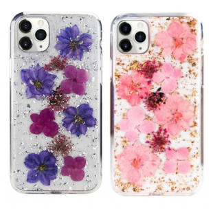 Case Para iPhone 11 Pro Max 3D Luscious Flower Flash Switcheasy