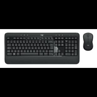 Combo Teclado e Mouse S/ Fio Advanced MK540 - Logitech