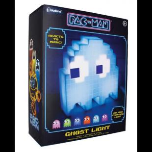 Luminária Pac-Man Ghost Light 3D - PP4336PM
