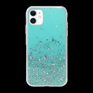 Case iPhone 11 3D Violet Flower Flash - SwitchEasy