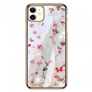 Case iPhone 11 Gold Diamond - Sulada