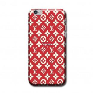 Case Louis Vuitton Supreme iPhone 6/6s
