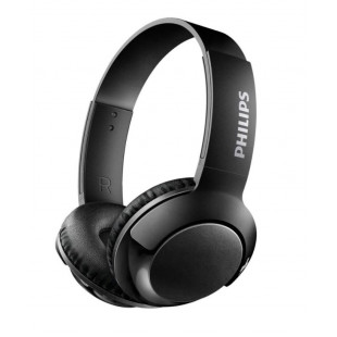 Fone De Ouvido Bass+ Bluetooth SHB3075BK - Philips