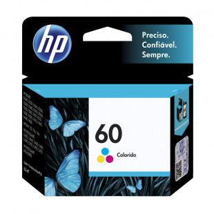 Cartucho de Tinta HP 60 Colorido