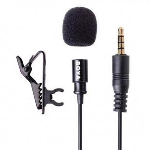 Microfone De Lapela BY-LM10 -  BOYA