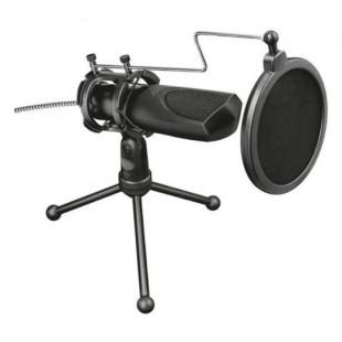 Microfone Mantis Streaming Com Tripé GXT 232 - Trust