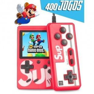 Mini Game SUP Com Controle 400IN1