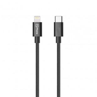 Cabo Homologado MFI Lightning Para USB-C Turbo - MyPhone