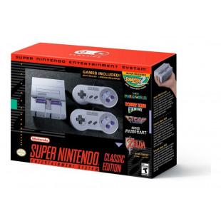 Super Nintendo Classic Mini - Nintendo