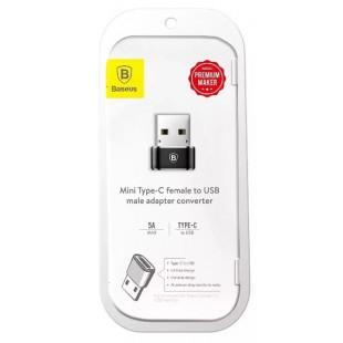 Adaptador USB-C Fêmea para USB Macho - BASEUS