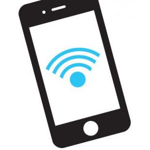 Reparo Sinal do WI-FI iPhone